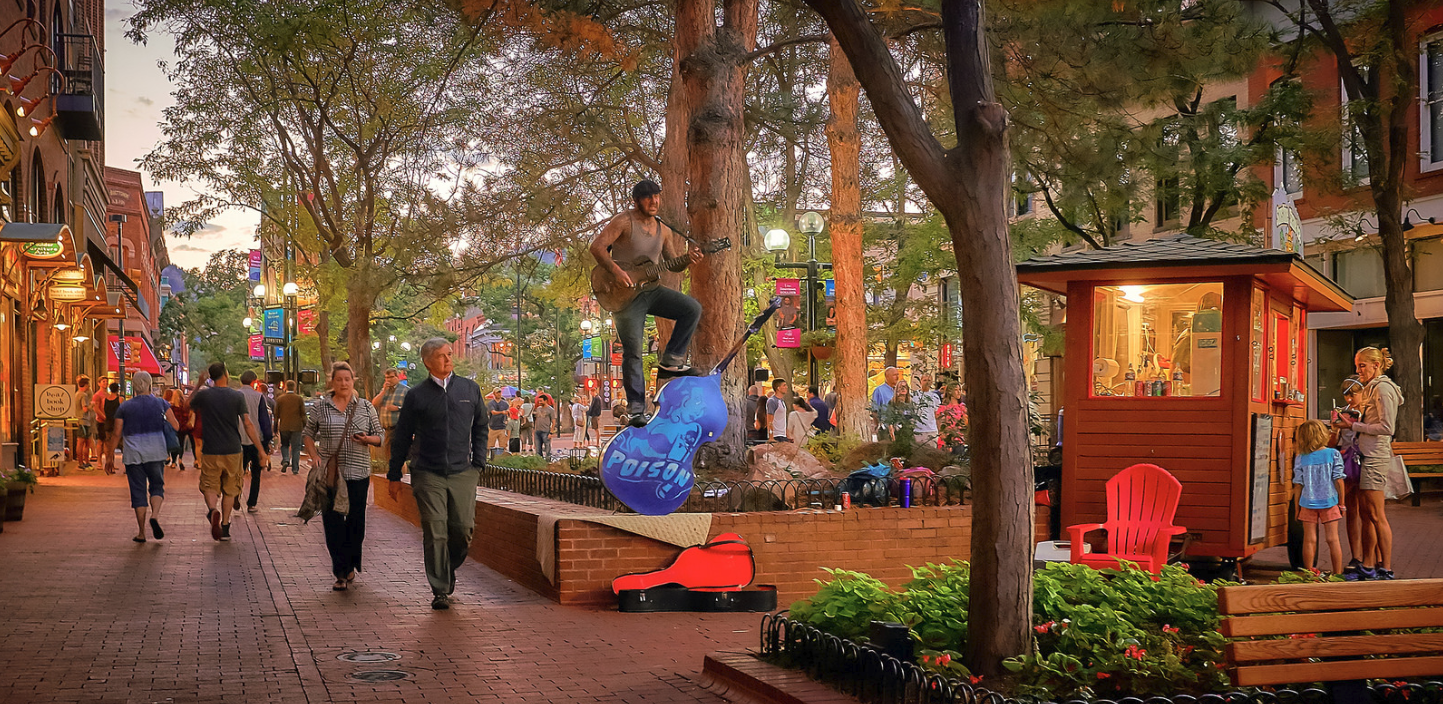Join us in Downtown Boulder for These OPonPearl Sponsored Events