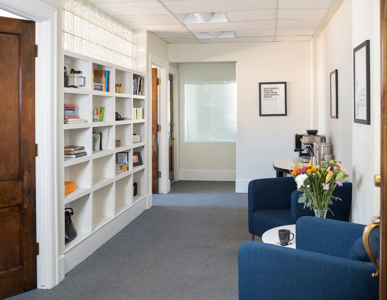 rent a private office by the day in downtown boulder