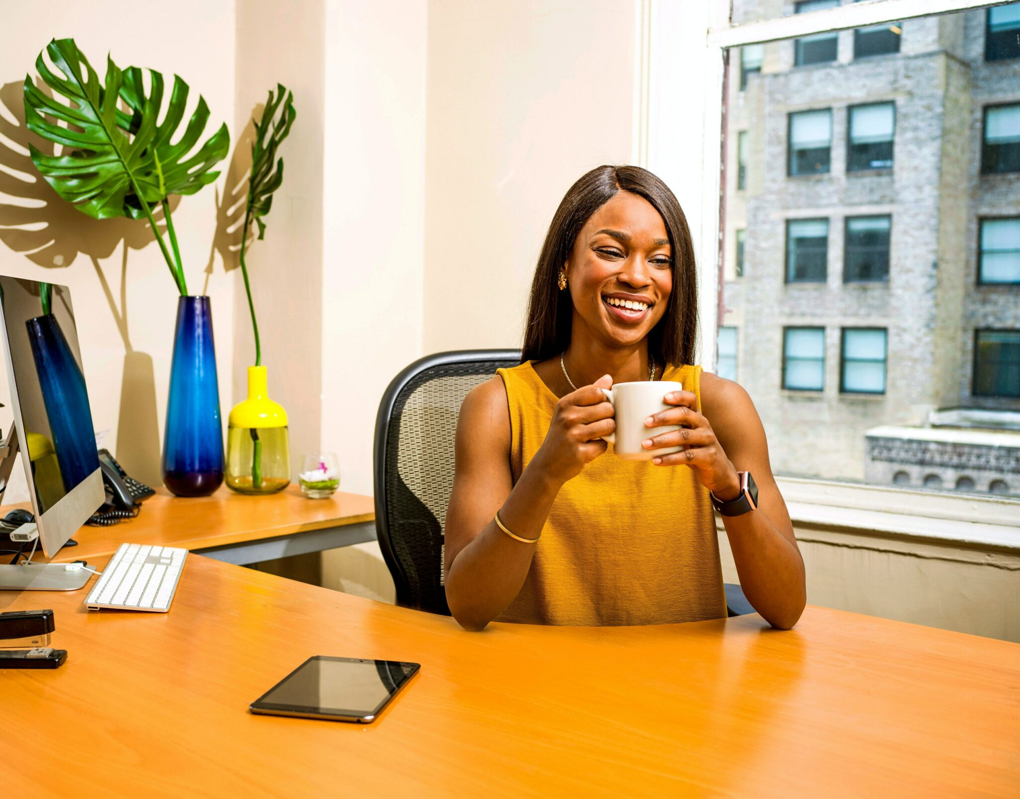 How to Ease Back Into the Office